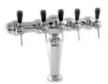 Belgian 5 Faucet