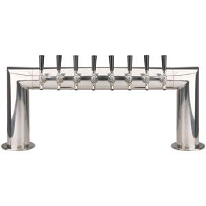 Pass-Through 8 Faucet