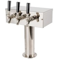 T-Style Tower 3 Faucet