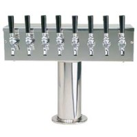 T-Style Tower 8 Faucet