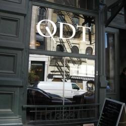 QDT double pedestal