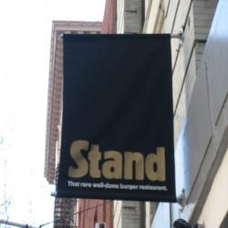 Stand custom