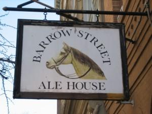 BARROW ST. ALE HOUSE