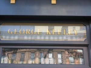 GEORGE  KEELEY