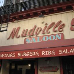 mudville saloon double pedestal