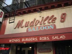 MUDVILLE SALOON