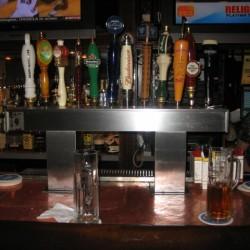 mudville saloon double pedestal 5