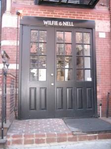 WILFIE & NELLS