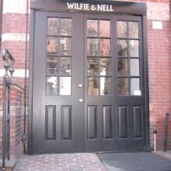 wilfie & nells irish coffin